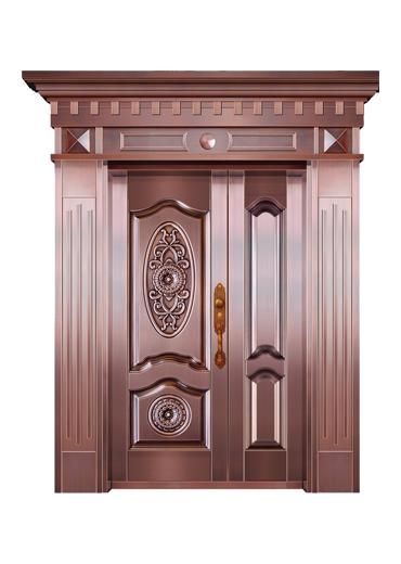 安徽銅門訂制