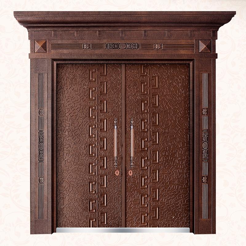 池州工程銅門