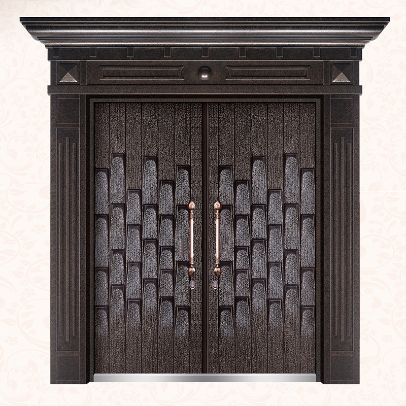 池州裝飾銅門
