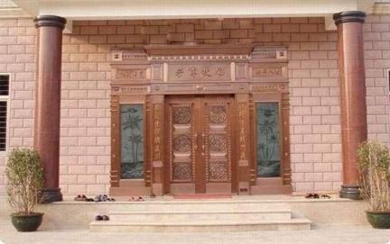 安徽銅門定制案例